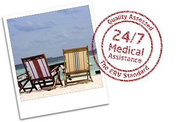 ERV 24/7 Medical Assistance
