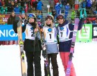 World Freestyle Ski and Snowboard Championships Silver Medal winner Katie Summerhayes
